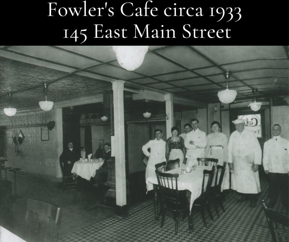 Fowler's Cafe